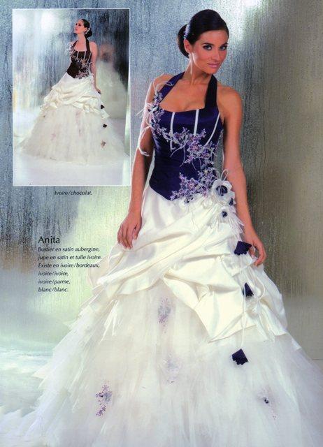 e6c153fd24e Collection de robes de mariage Annie Couture chez Créa-Passion
