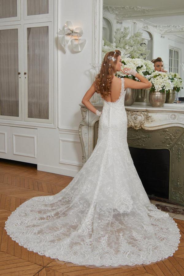 Robe de mariage ROMY - Ravissante robe sirène en